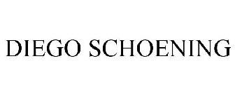 Trademark: Diego Schoening Reg. No. 6261790 Registration Date: February 2, 2021